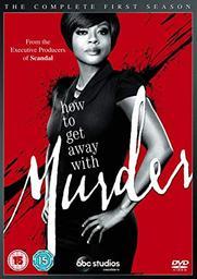 Murder. L'intégrale de la saison 1 / Peter Nowalk, idée orig. |