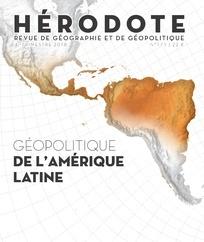 Hérodote : revue de géographie et de géopolitique. 171, Oct. 2018 |