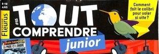 Tout Comprendre Junior : 8-12 ans / [président et directeur de la publication Emmanuel Mounier]  |