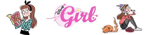 Disney Girl : Prends la vie côté fille ! / [directeur de la publication Bruno Lesouëf]  