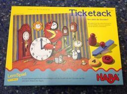 Tic Tac = Ticketack / Jürgen P.K Grunau | P.K. Grunau, Jürgen. Auteur