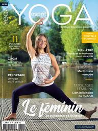 Esprit yoga : énergie, équilibre, bien-être. 48, Mars 2019 |