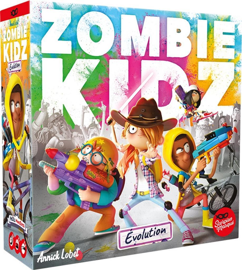 Zombie kidz Evolution / Annick Lobet | Lobet, Annick. Auteur