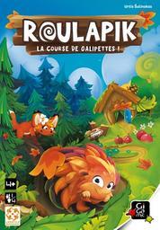 Roulapik : La course des galipettes | Sulinskas, Urtis. Auteur