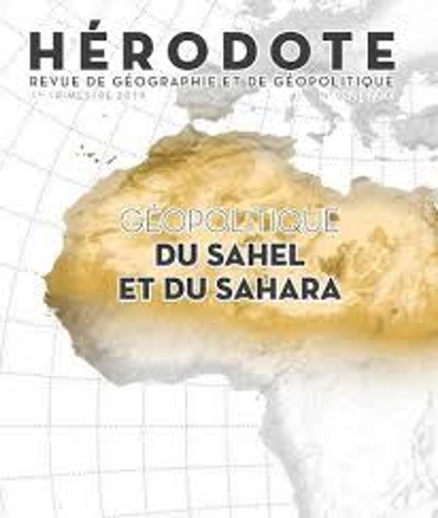 Hérodote : revue de géographie et de géopolitique. 172, Jan. 2019 |