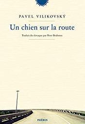 Un chien sur la route : roman / Pavel Vilikovsky |