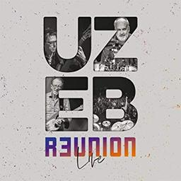 Reunion live / Uzeb   Paul Brochu, drm,