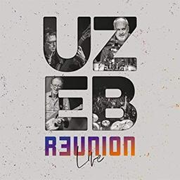 Reunion live / Uzeb | Paul Brochu, drm,