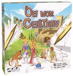 Oh mon chateau / Corentin Lebrat, Ludovic Maublanc | Lebrat, Corentin. Auteur