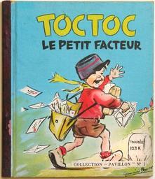 Toctoc le petit facteur / Germaine Bouret   Bouret, Germaine (1907-1953). Auteur