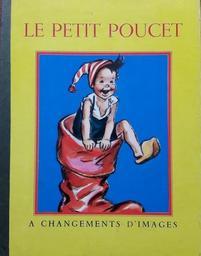Le petit Poucet / Ill. de Germaine Bouret   Bouret, Germaine (1907-1953). Illustrateur