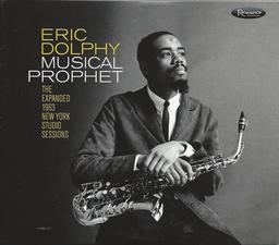 Musical prophet : The expanded 1963 New York studio sessions / Eric Dolphy  