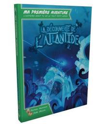 La découverte de l'Atlantide... / histoire, Roméo Hennion |