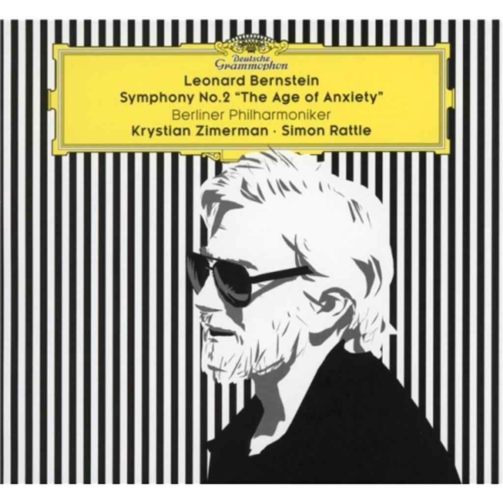 "Symphony n°2 ""The age of anxiety"" / Leonard Bernstein |"