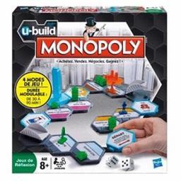 Monopoly u-build : Achetez.Vendez. Négociez.Gagnez / Charles Darrow |