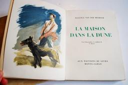 La maison dans la dune / Maxence Van Der Meersch   Van der Meersch, Maxence (1907-1951). Auteur