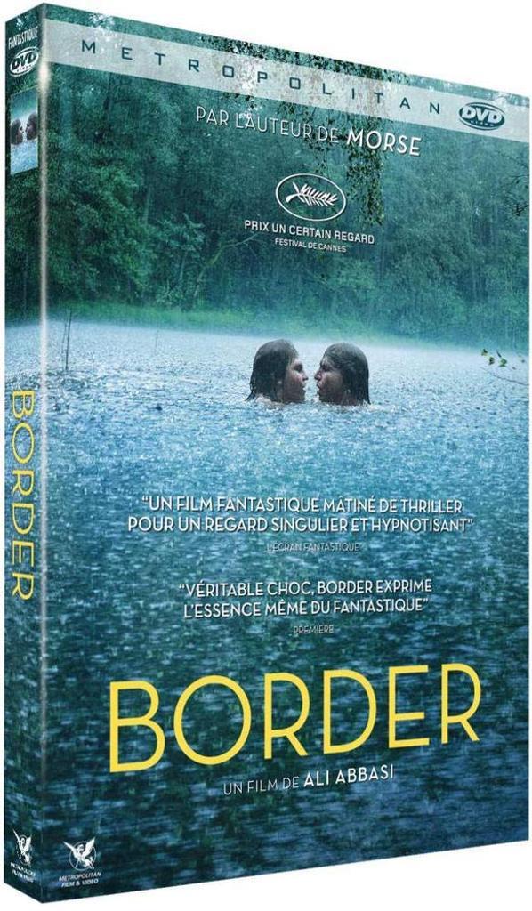 Border / Ali Abbasi, réal. | Abbasi, Ali (1981-....). Metteur en scène ou réalisateur