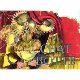 Le chat botté / illustrations de Jacqueline Guyot   Guyot, Jacqueline. Illustrateur
