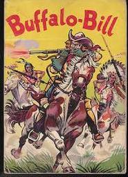 Buffalo Bill / scénario et dessins de H. Dimpre   Dimpre, Henri (1907-1971). Auteur