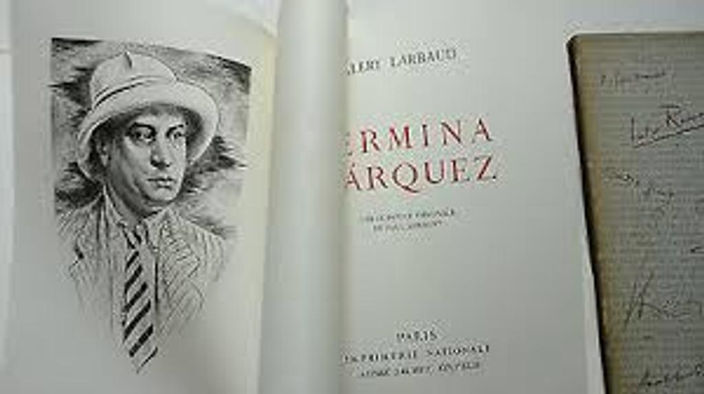Fermina Márquez / Valery Larbaud | Larbaud, Valery (1881-1957). Auteur