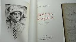 Fermina Márquez / Valery Larbaud   Larbaud, Valery (1881-1957). Auteur