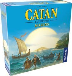 Catan : Extension Marins / Klaus Teuber, Benjamin Teuber | Teuber, Klaus. Auteur