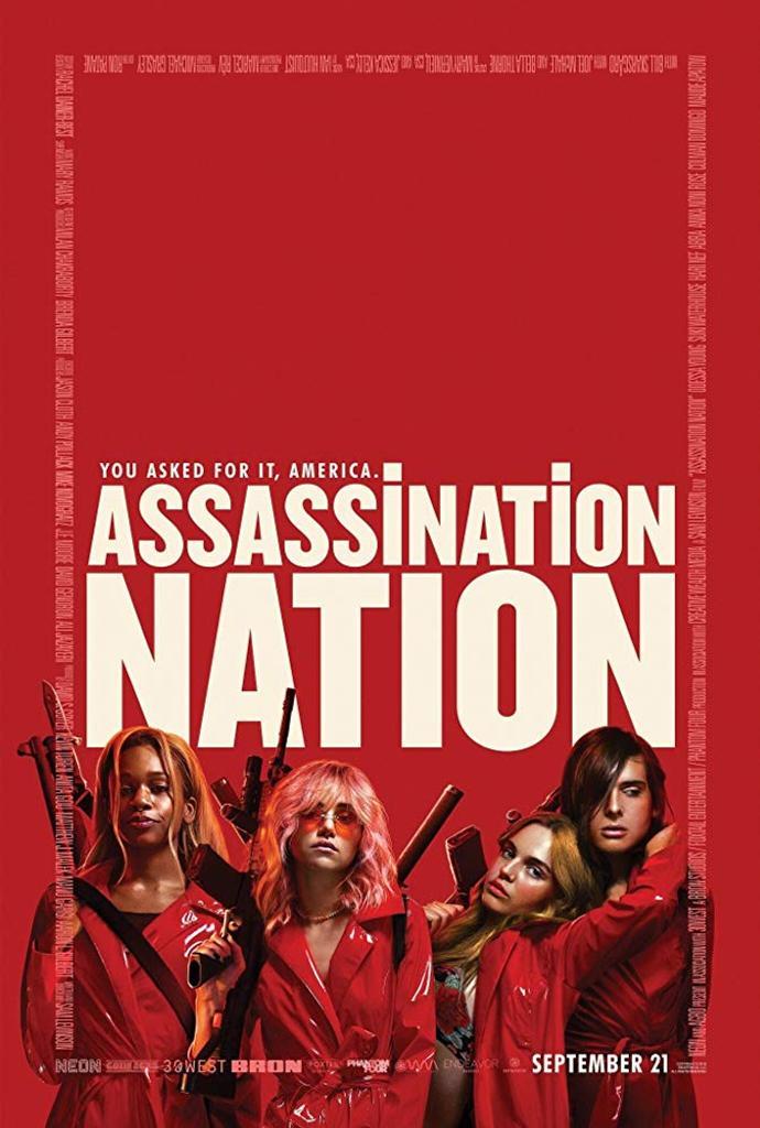 Assassination Nation / Sam Levinson, réal., scénario | Levinson, Sam. Metteur en scène ou réalisateur