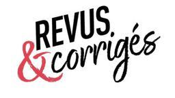 Revus & corrigés : l'actualité du cinéma de patrimoine / [directrice de la publication Eugénie Filho]  