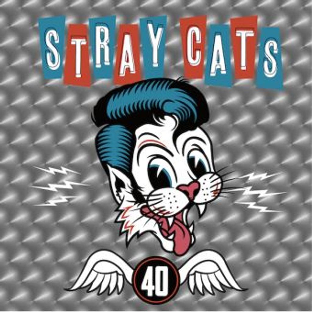 40 / The Stray Cats |