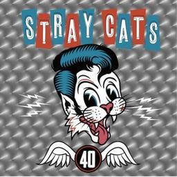 40 / The Stray Cats   Setzer, Brian (1959-....)