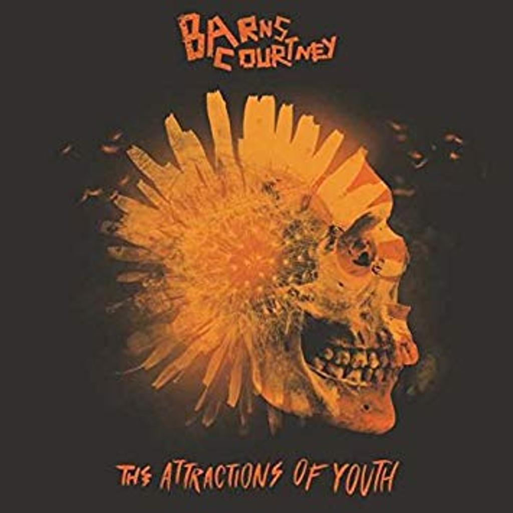 The attractions of youth / Barns Courtney |