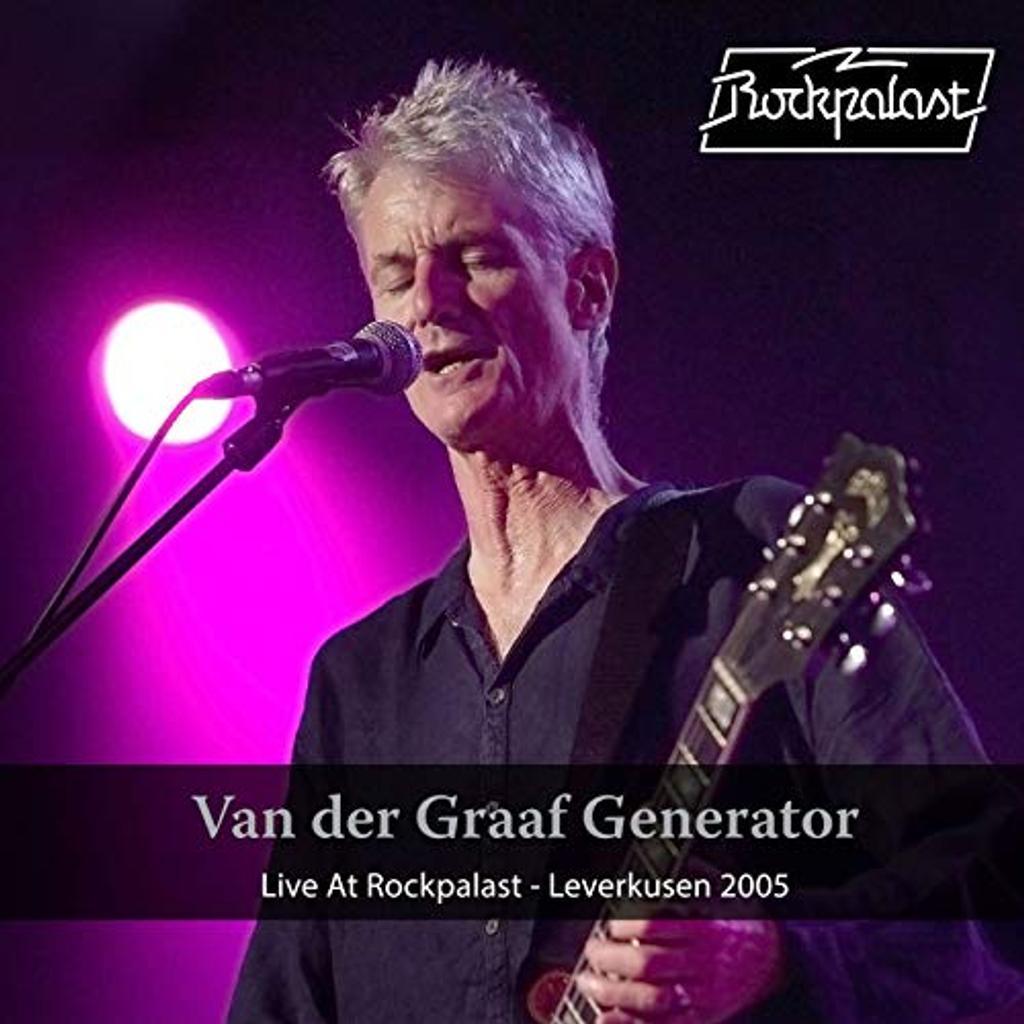 Live at Rockpalast - Leverkusen 2005 / Van der Graaf Generator |