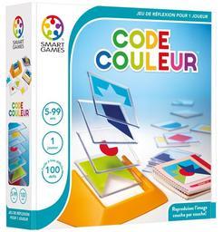 Code couleur : Reproduisez l'image couche par couche ! |