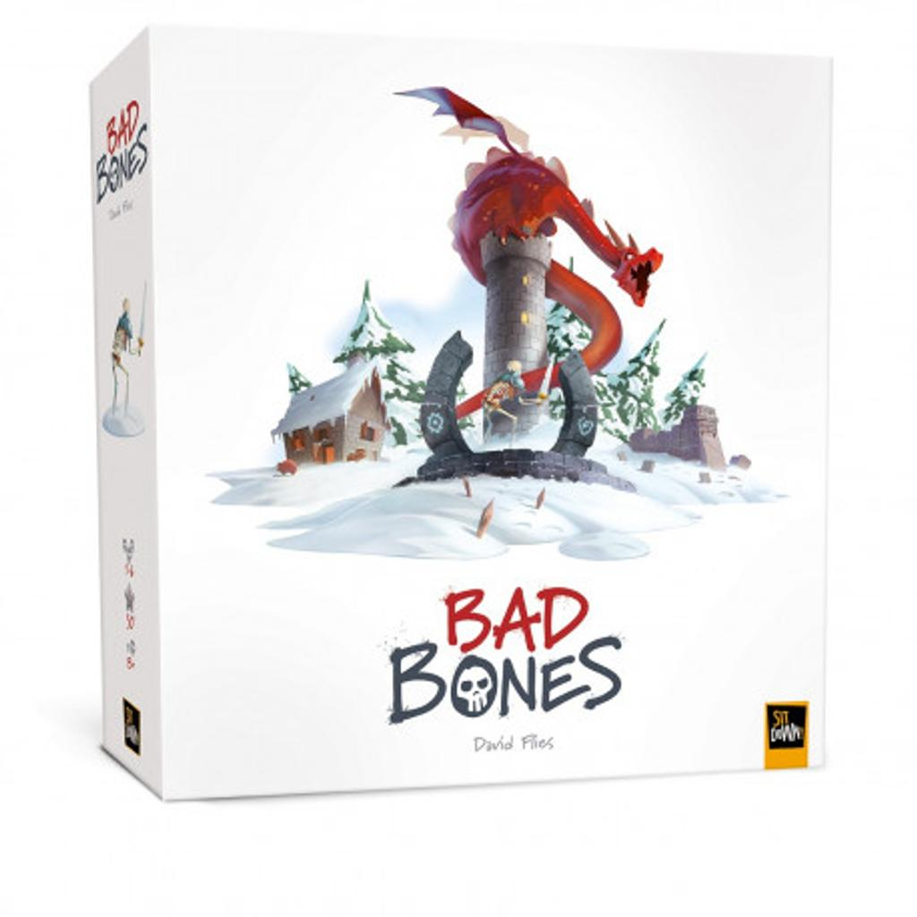 Bad bones / David Flies |