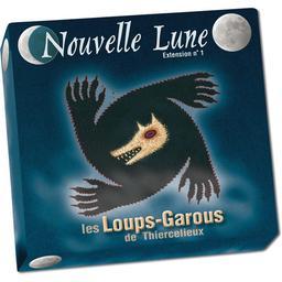 Les loups-garous de Thiercelieux Nouvelle lune : Extension n°1 / Philippe des Pallières, Hervé Marly | des Palières, Philippe. Auteur