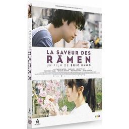 La saveur des Ramen / Eric Khoo, réal.   Khoo, Eric (1965-....). Metteur en scène ou réalisateur