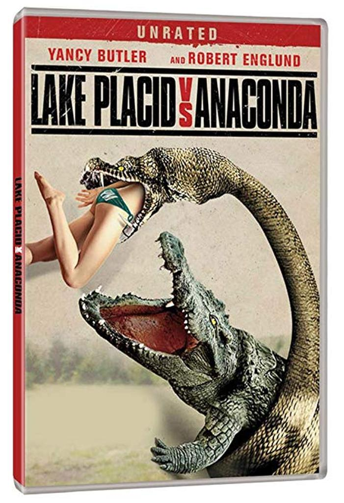 Lake Placid vs. Anaconda / A.B. Stone, réal. |
