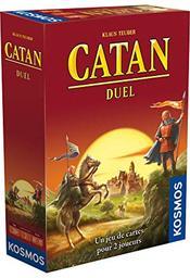 Catan duel / Klaus Teuber | Teuber, Klaus. Auteur
