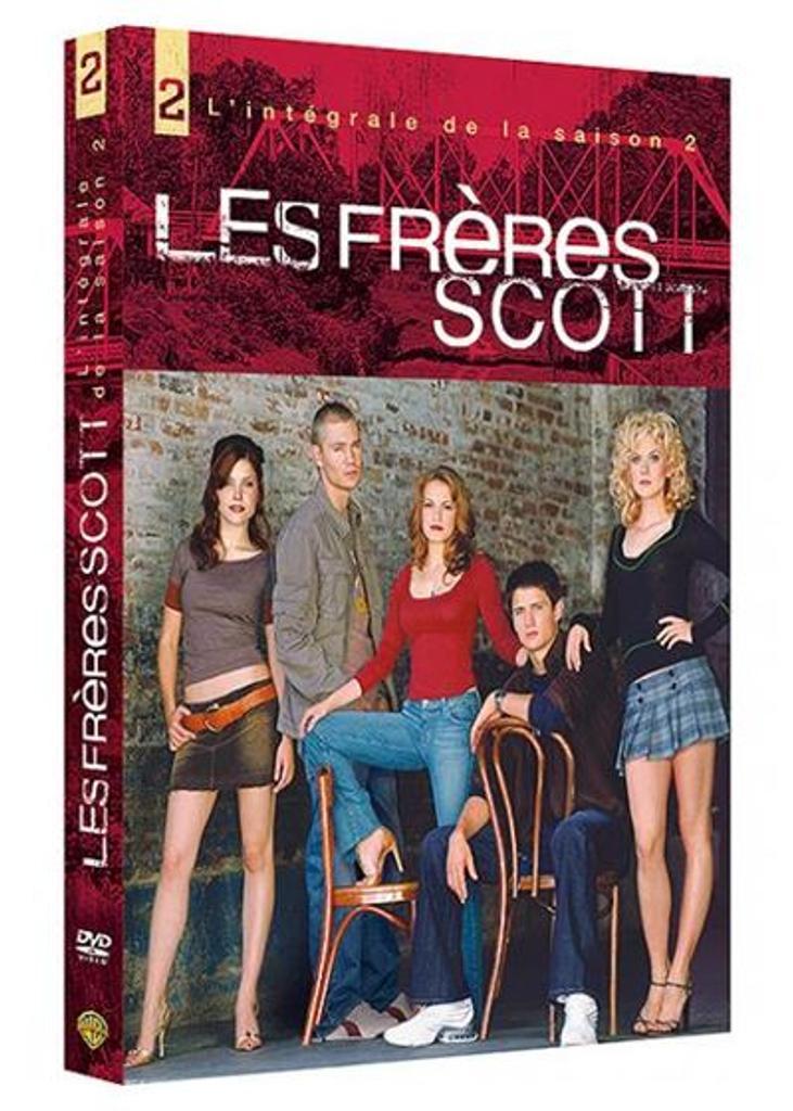 Les frères Scott. Saison 2 : l'intégrale / Greg Prange, Billy Dickson, Joanna Kerns... [et al.], réal. |