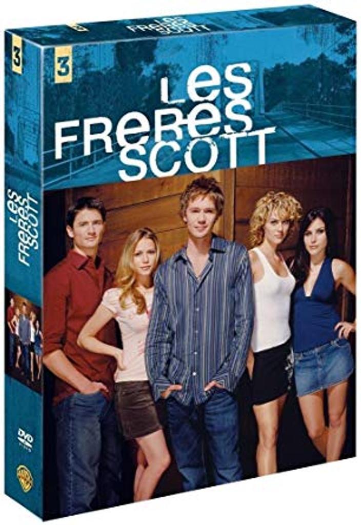 Les frères Scott. Saison 3 : l'intégrale / Greg Prange, Billy Dickson, Tom Wright... [et al.], réal. |