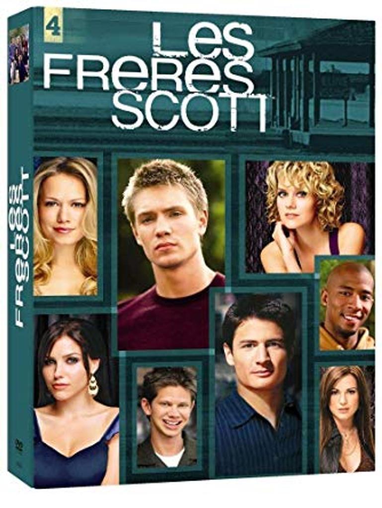 Les frères Scott. L'intégrale de la saison 4 / Greg Prange, Billy Dickson, Tom Wright... [et al.], réal. |