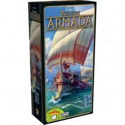 7 Wonders Armada / Antoine Bauza   Bauza, Antoine. Auteur
