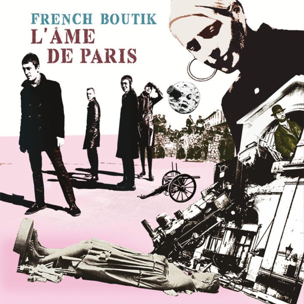L'âme de Paris / French Boutik |