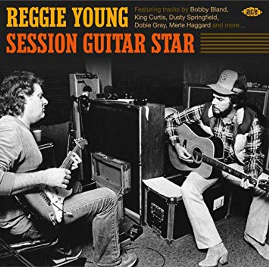 Session guitar star / Reggie Young |