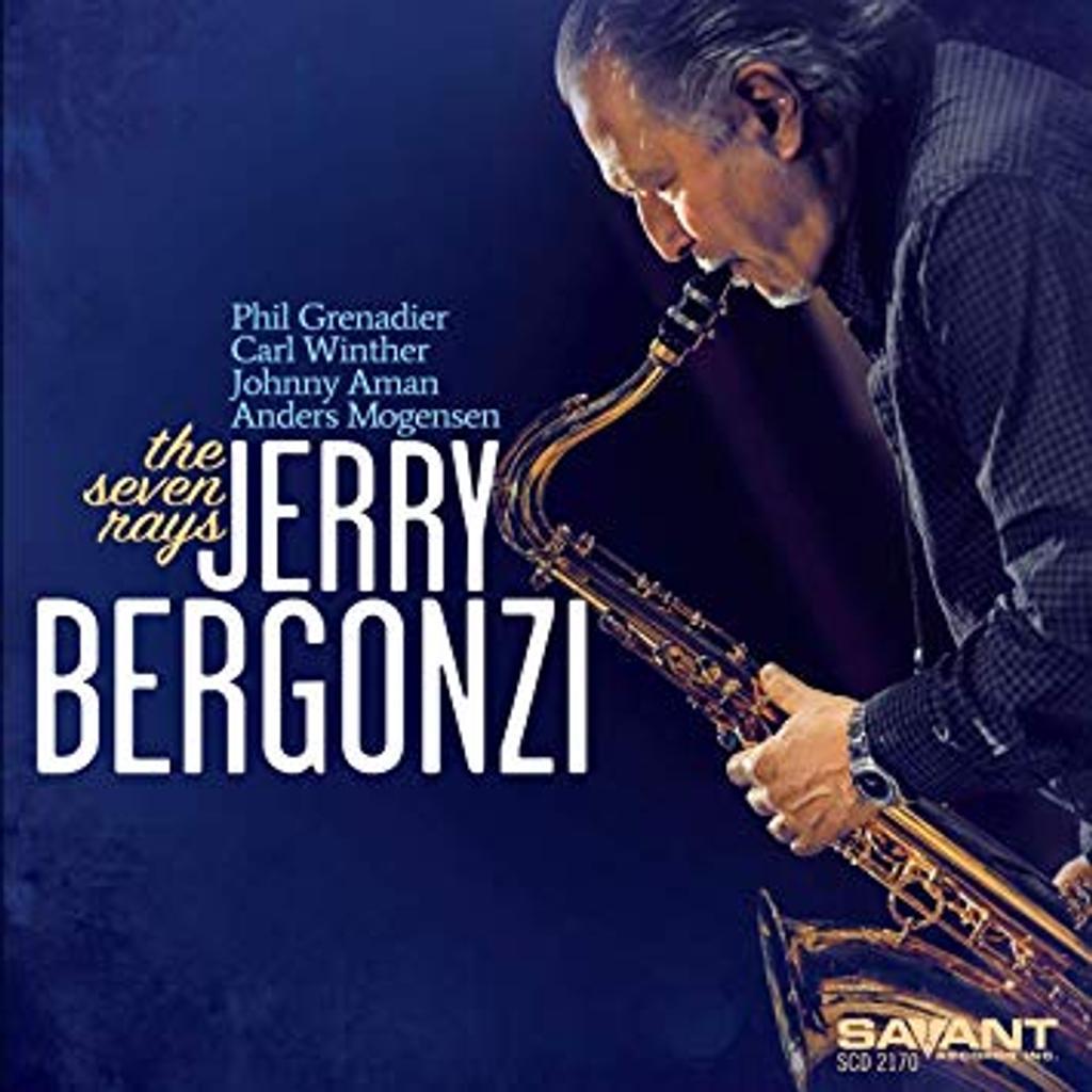The seven rays / Jerry Bergonzi |