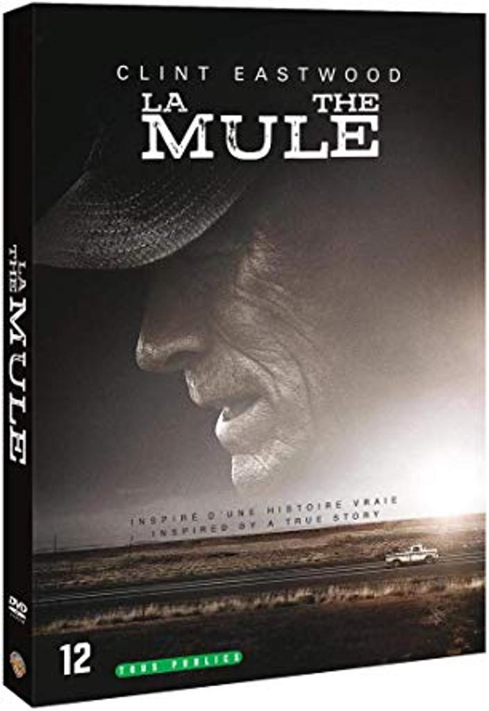La Mule / Clint Eastwood, réalisateur | Eastwood, Clint (1930-....). Metteur en scène ou réalisateur