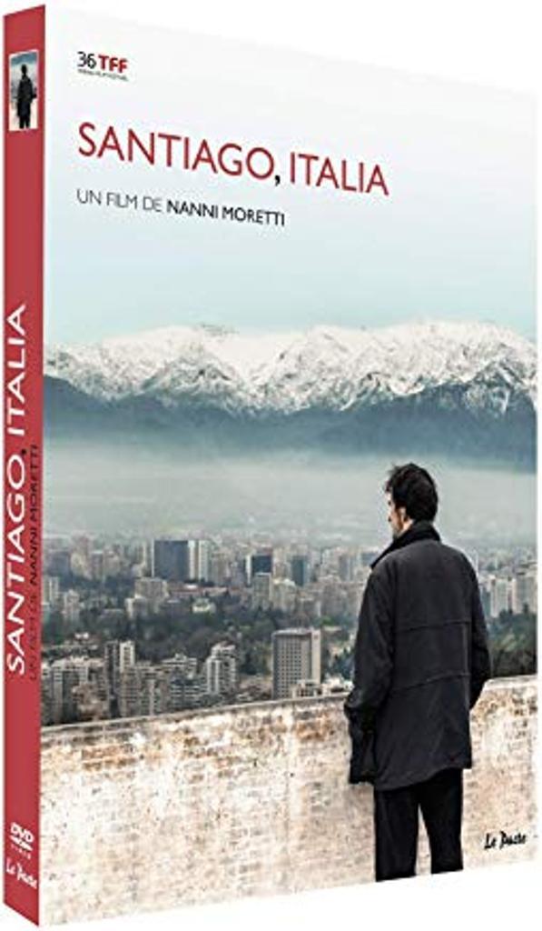 Santiago, Italia / Nanni Moretti; réalisateur, scénario | Moretti, Nanni (1953-....). Metteur en scène ou réalisateur