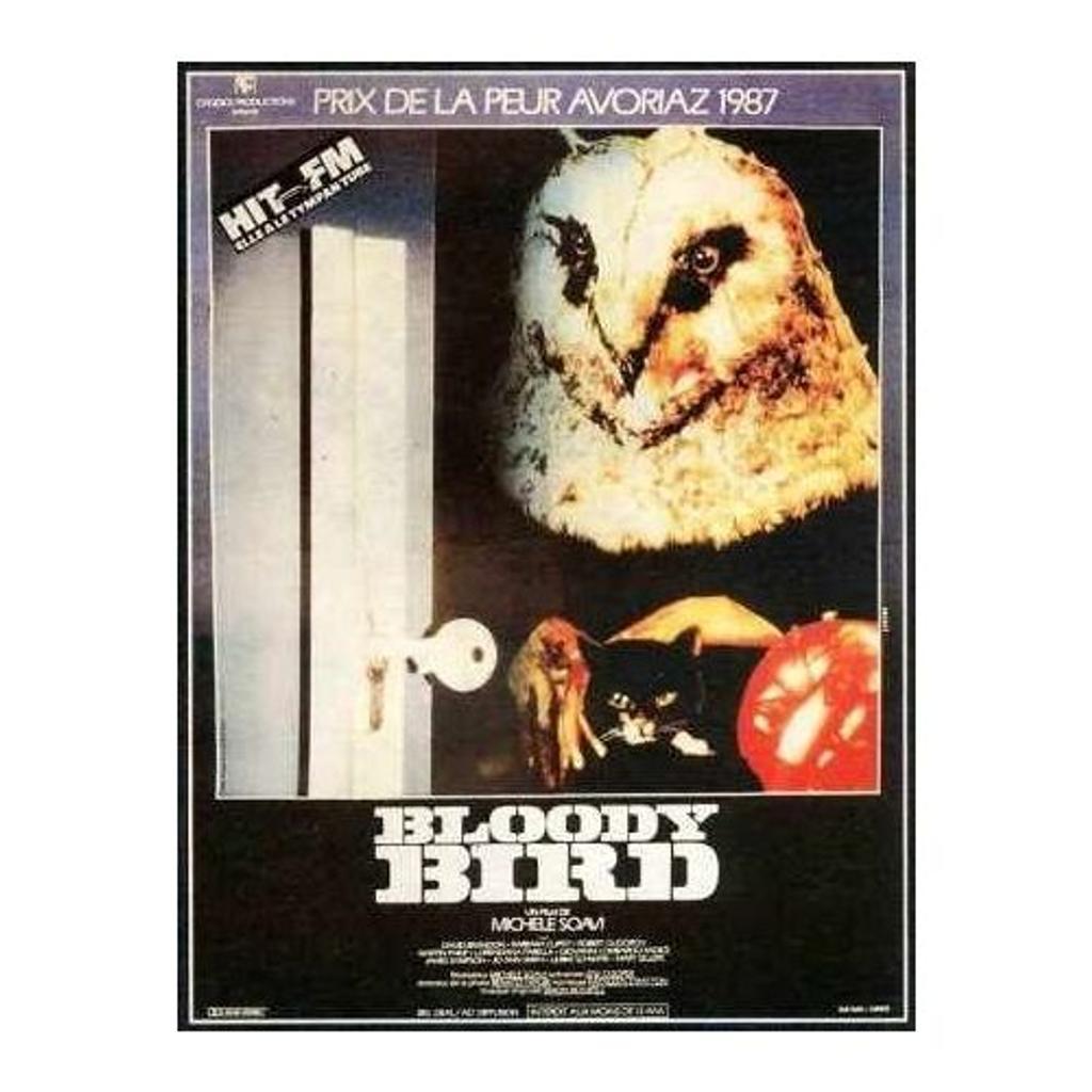 Bloody bird / Michele Soavi, réalisateur |