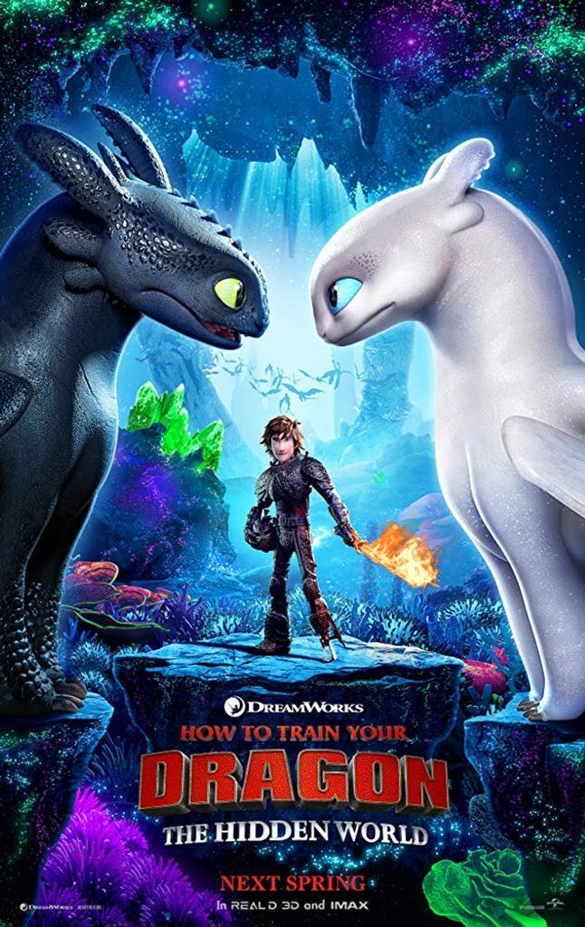 Dragons 3 : Le monde caché / Dean DeBlois, réalisateur |