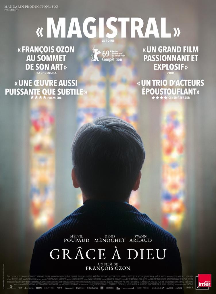 Grâce à Dieu / François Ozon, réalisateur, scénario |